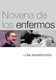 La novena de los enfermos - Saint Josemaria Escriva
