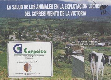 La salud de los animales en la explotación lechera - Agronet