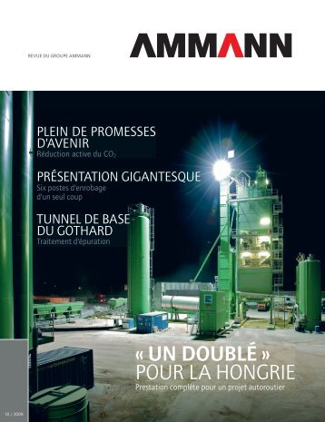 CO2 - Ammann Group