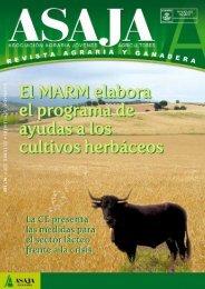 El MARM elabora el programa de ayudas a los cultivos herbáceos