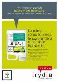 El MARM elabora el programa de ayudas a los cultivos herbáceos - Page 5