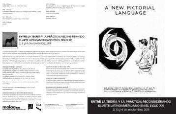 entre la teoría y la práctica - Museum of Latin American Art