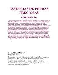 essências de pedras preciosas introdução - PHI Essences