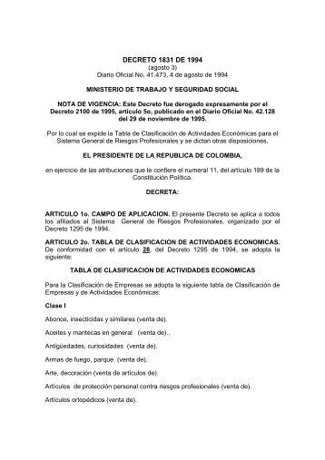 decreto 2388 de 1979 pdf