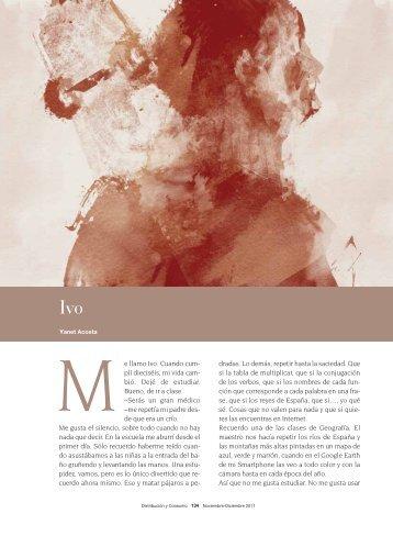 Ivo. Por Yanet Acosta - Mercados Municipales