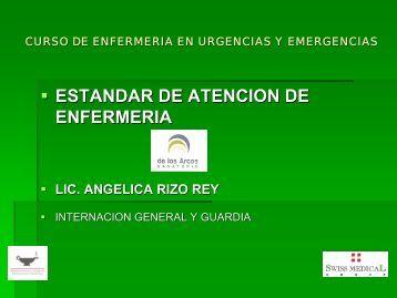 PAE Estándar en pacientes con CVC y CVP - Sanatorio de los Arcos