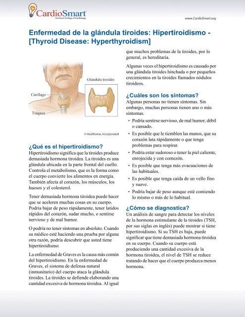 problemas de tiroides son hereditarios