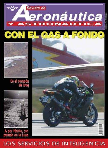 REVISTA DE AERONAUTICA Y ASTRONAUTICA / Marzo 2004
