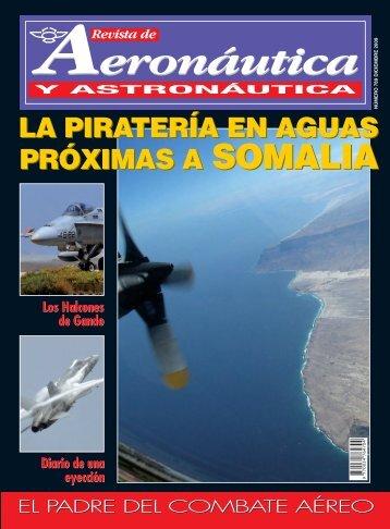 revista de aeronáutica y astronáutica nº 789 - diciembre 2009