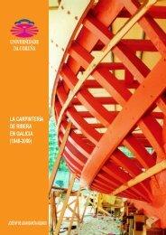 carpintería de ribera en Galicia - Universidade da Coruña