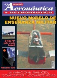 Revista Aeronáutica y Astronáutica de mayo 2010 - Portal de ...