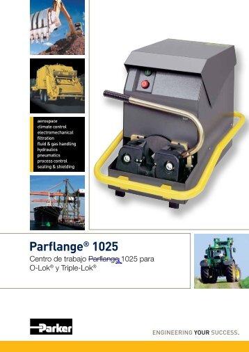 Parflange® 1025 - Parker