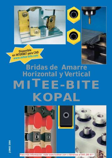 Catálogo General Mitee-bite - Kodiser
