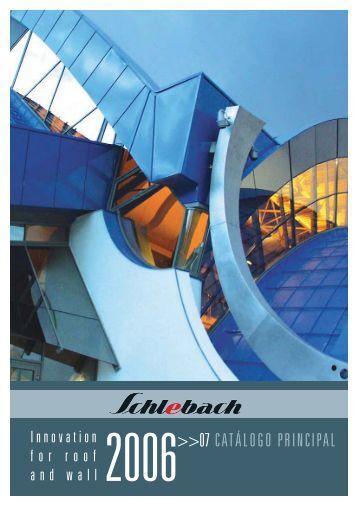 Catálogo perfiladoras Schlebach - Logismarket
