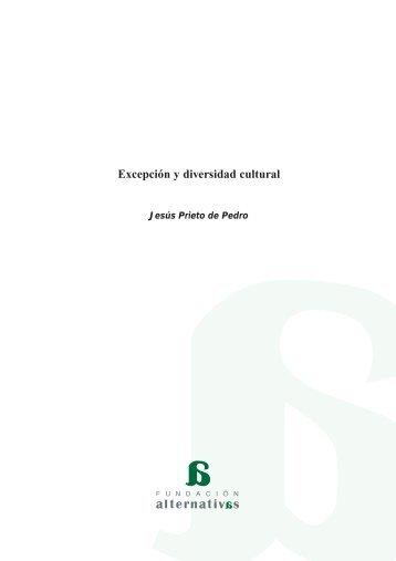 Excepción y diversidad cultural - OEI