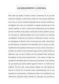 tema: los adolescentes y la escuela - Reforma de la Educación ... - Page 2