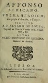 Affonso africano : poema heroico : da presa d'Arzilla, e Tanger ... - Page 5