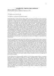 Leopoldo Zea América como conciencia - iberoamericanaliteratura