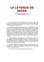 LA LEYENDA DE SESSA - Casanchi