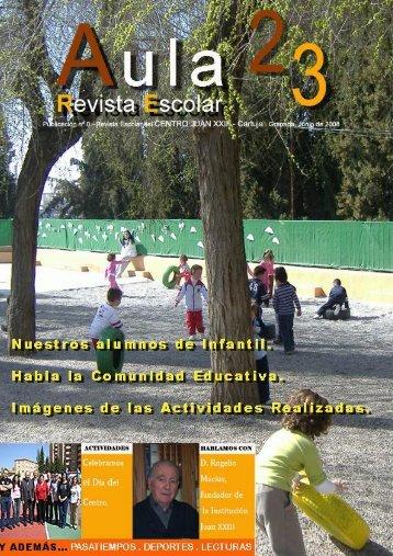 La Lectura. Rincón literario - Centro Concertado Juan XXIII Cartuja