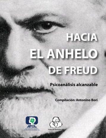 Hacia el anhelo de Freud - Asociación Psicoanalítica de Orientación ...