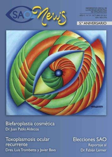 SaoNews-19 - Sociedad Argentina de Oftalmología