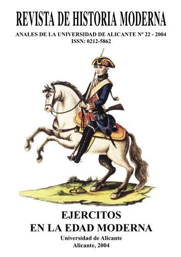 Capitanes generales y capitanías generales en el siglo XVIII - RUA ...