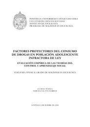factores protectores del consumo de drogas en población ...