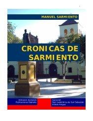 CRONICAS DE SARMIENTO - sansenet