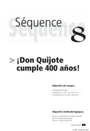 ¡Don Quijote cumple 400 años! - Académie en ligne