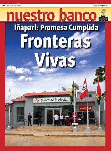 Iñapari: Promesa Cumplida - Banco de la Nación