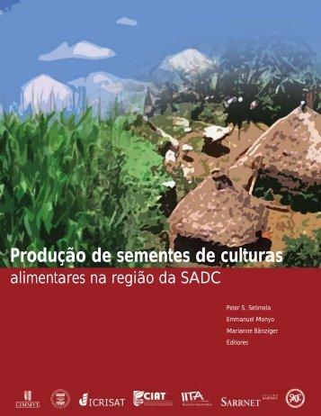 Produo de Sementes de Culturas Alimentares na ... - AgEcon Search