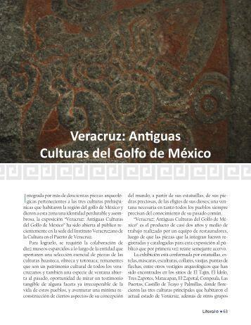 Veracruz: Antiguas Culturas del Golfo de México - Litoral e