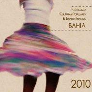 Catalogo – Culturas Populares & Identitárias - Secretaria de Cultura ...