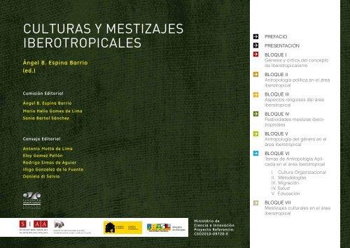 Culturas Y Mestizajes Iberotropicales Universidad Autónoma