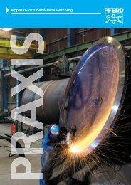 Apparat- och behållartillverkning-PRAXIS - PFERD