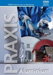 Aluminium PRAXIS - PFERD
