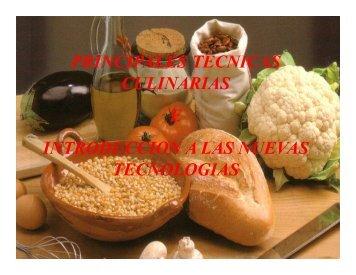 Principales enfermedades en peces de for Tecnicas culinarias pdf