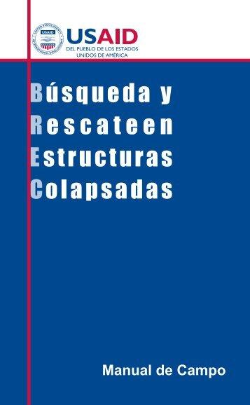 Búsqueda y Rescateen Estructuras Colapsadas - Recursos de ...