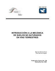 introducción a la mecánica de suelos no saturados en vías terrestres