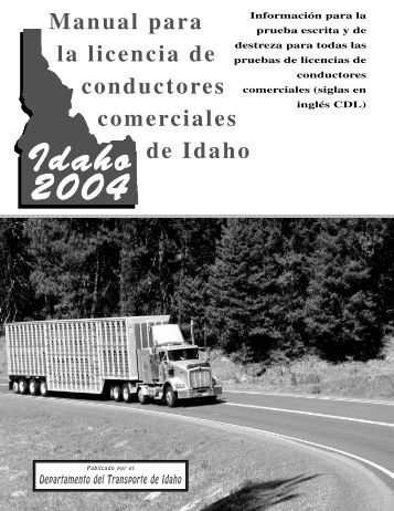 Idaho 2004 - State Legal Forms