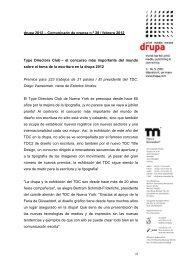 drupa 2012 – Comunicado de prensa n.º 28 ... - Messe Düsseldorf