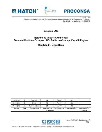 Capítulo 2 - Línea Base - SEA - Servicio de evaluación ambiental