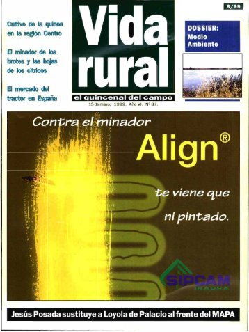 Revista completa en PDF - Ministerio de Agricultura, Alimentación y ...