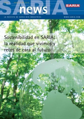 SariaNews 2_09_ES_RZ.indd - Saria Bio-Industries AG & Co. KG