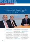 pracownicy jako główny czynnik sukcesu grupy SARIA - Saria Bio ... - Page 4
