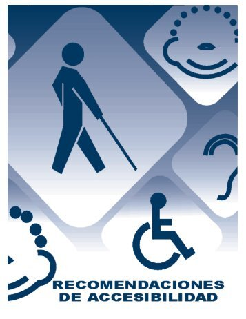 Recomendaciones de accesibilidad