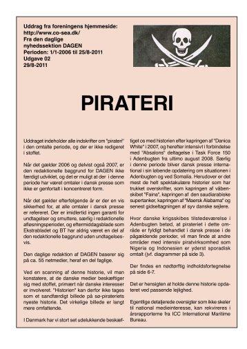 PIRATERI - CO-SEA