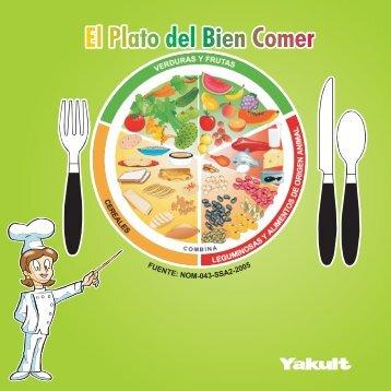 Plato del Bien Comer - Dirección General de Promoción de la Salud