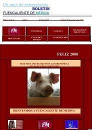 Editor: jmarch Año 2 Número 037 Fecha 09 - fuencalientedemedina.es